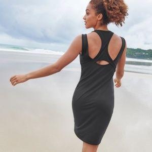 Athleta Rafina Cross Back Athletic Dress